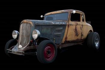 1934 Plymouth Roadster | Obraz na stenu