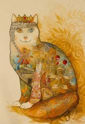 Armenia Cat | Obraz na stenu