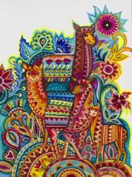 Alpaca From Mexico | Obraz na stenu