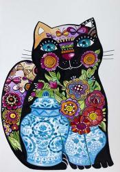 Black Cat 3 | Obraz na stenu