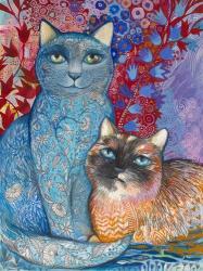 2 Cats 2 | Obraz na stenu