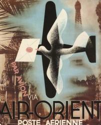 Air Orient Dove | Obraz na stenu