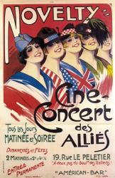 Allies Concert | Obraz na stenu