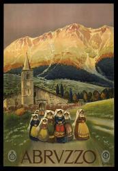 Abruzzo   Obraz na stenu