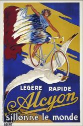 Alcyon Cycles | Obraz na stenu