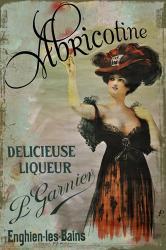 Abricotine - Lady | Obraz na stenu