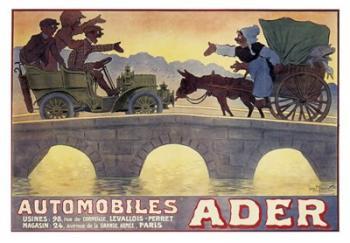 Ader Auto, 1903 | Obraz na stenu