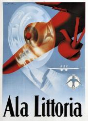 Ala Littoria | Obraz na stenu