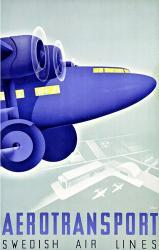 Aerotransport | Obraz na stenu