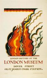 1922 London Museum | Obraz na stenu