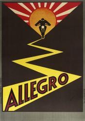 Allegro   Obraz na stenu