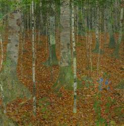 Buchenwald (Beech Trees), 1903   Obraz na stenu