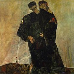 Eremiten (Hermits), 1912 | Obraz na stenu