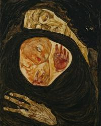 Dead Mother, 1910 | Obraz na stenu