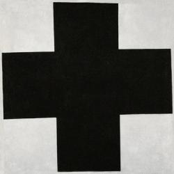 Black Cross, c.1923 | Obraz na stenu