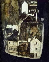 City On The Blue River III, 1911 | Obraz na stenu