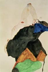 Girl With Elbow Raised, 1911   Obraz na stenu