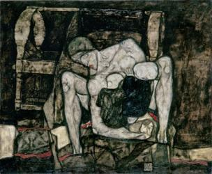 Blind Mother, 1914 | Obraz na stenu