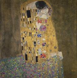 The Kiss,  1907-1908 | Obraz na stenu