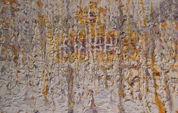 Landscape with Yellow House   Obraz na stenu