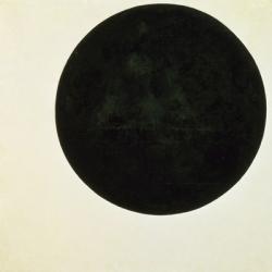 Black Circle, c. 1923 | Obraz na stenu