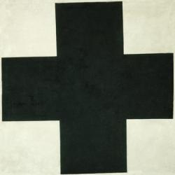 Black Cross, c. 1923 | Obraz na stenu