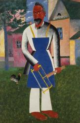 At the Dacha [Country Home], C. 1928   Obraz na stenu