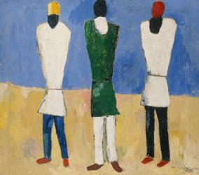 Peasants, c. 1928 | Obraz na stenu