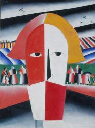 Head of a Peasant, c. 1928 | Obraz na stenu