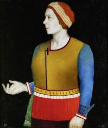 Portrait of a Woman,  1933 | Obraz na stenu