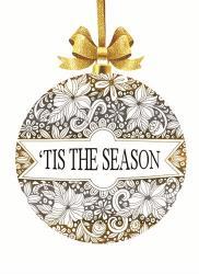 'Tis the Season Ornament | Obraz na stenu