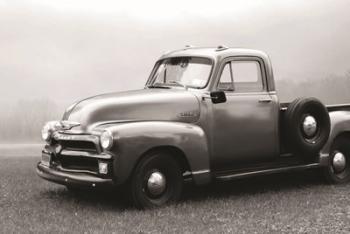 1954 Chevy Pick-Up | Obraz na stenu