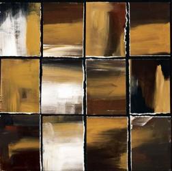 12 Windows II | Obraz na stenu