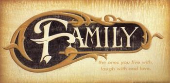Family | Obraz na stenu