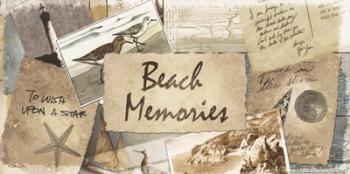 Beach Memories | Obraz na stenu