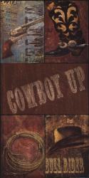 Cowboy Up | Obraz na stenu