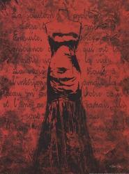 Black Dress | Obraz na stenu