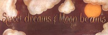 Sweet Dreams & Moon Beams | Obraz na stenu