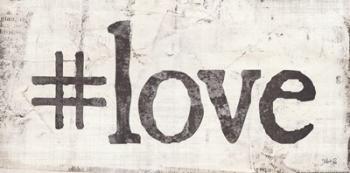 #Love   Obraz na stenu
