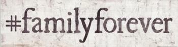 #familyforever | Obraz na stenu
