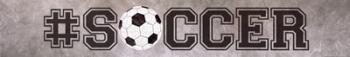 #Soccer | Obraz na stenu