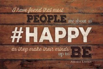 #HAPPY | Obraz na stenu