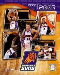 '06 / '07 - Suns Team Composite | Obraz na stenu