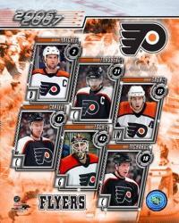 '06 / '07 -  Flyers Team Composite | Obraz na stenu