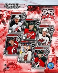 '06 / '07 Devils Team Composite | Obraz na stenu