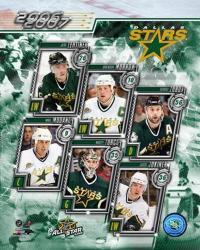 '06 / '07 - Stars Team Composite | Obraz na stenu