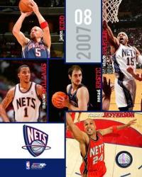 '07 / '08 Nets Team Composite | Obraz na stenu