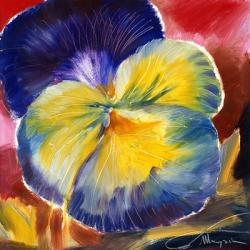 Hot Blooms VI | Obraz na stenu