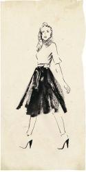 Fashion Glimpse V | Obraz na stenu