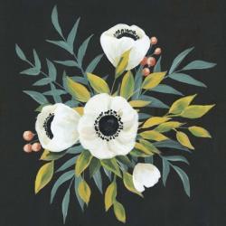 Anemone Posy II | Obraz na stenu